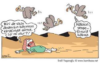 Güldüren yeni karikatürler çok komik ve anlamlı karikatürler
